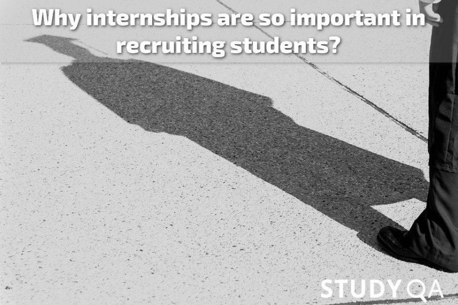 StudyQA: Why internships are so important in recruiting students?