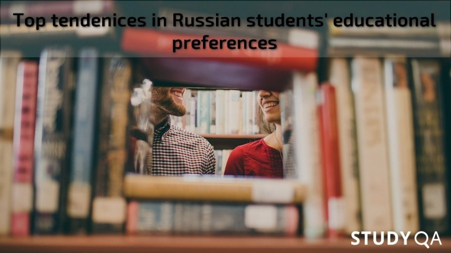 StudyQA: Top tendenices in Russian students' educational preferences