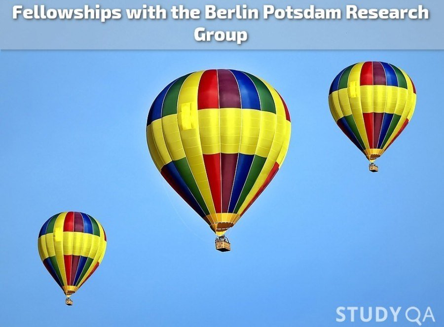 Fellowships with the Berlin Potsdam Research Group