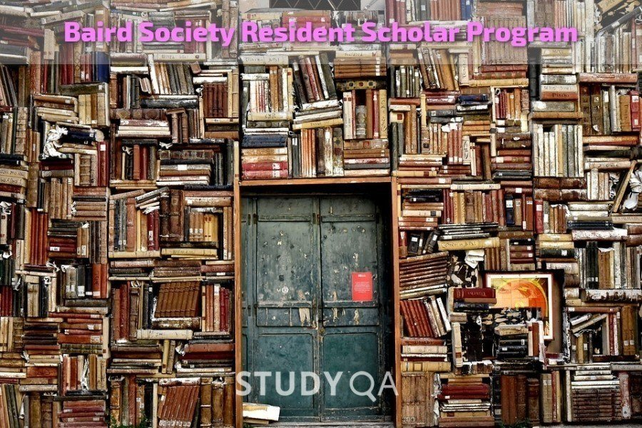 Baird Society Resident Scholar Program for Smithsonian Library Holdings