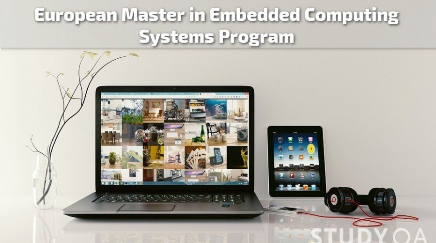 European Master in Embedded Computing Systems Program 2017, Germany