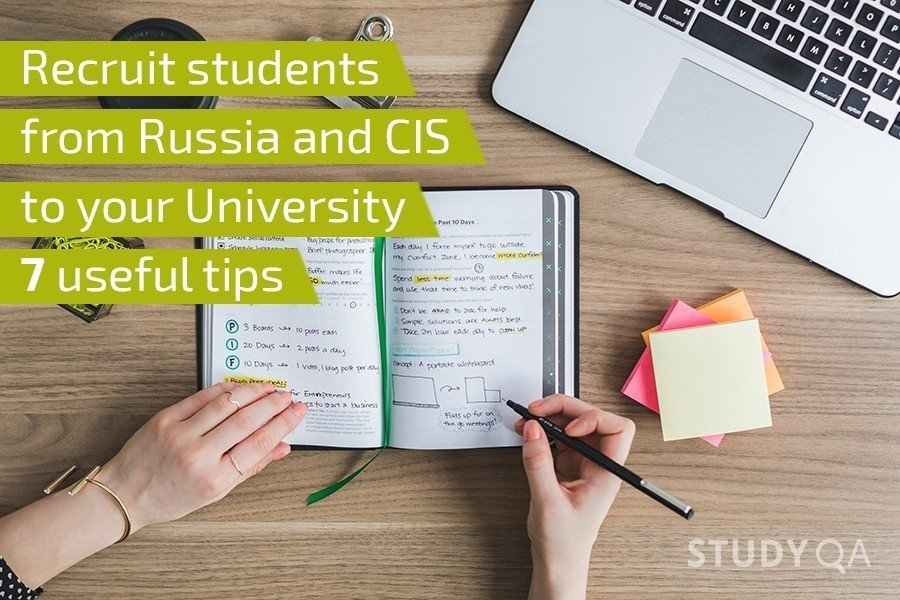 StudyQA: 7 Tips to attract students from Russia, Belarus and Central Asia