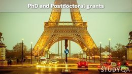 StudyQA: PhD and Postdoctoral grants, CNES, France