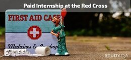 StudyQA: One Year Full-Time Paid Internship at the International Committee of the Red Cross