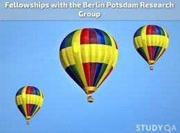 StudyQA: Fellowships with the Berlin Potsdam Research Group
