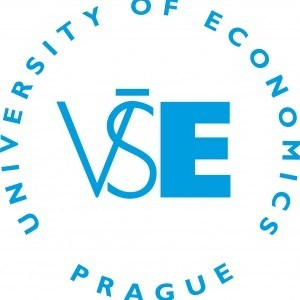 University of Economics Prague logo