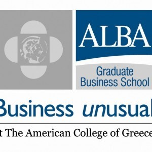 Athens Laboratory of Business Administration logo