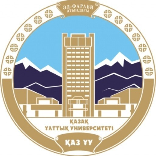 Al-Farabi Kazakh National University logo