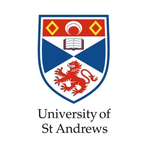 University of St. Andrews logo