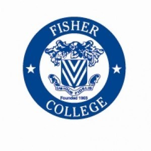Fisher College logo